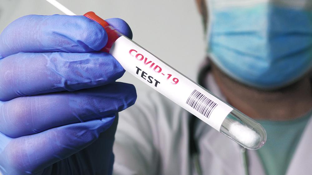 orrvérzés PCR COVID