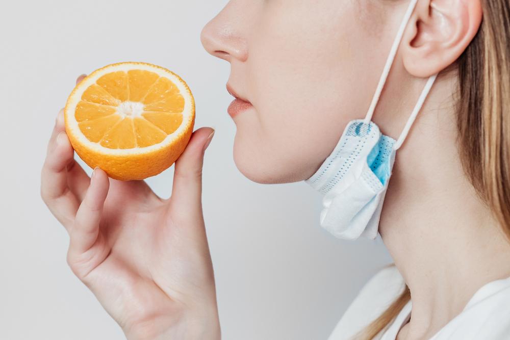 szaglásvesztés covid koronavírus