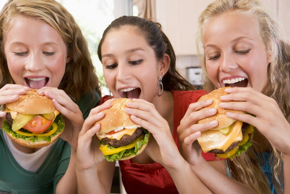érzelmi étkezés serdülőkor