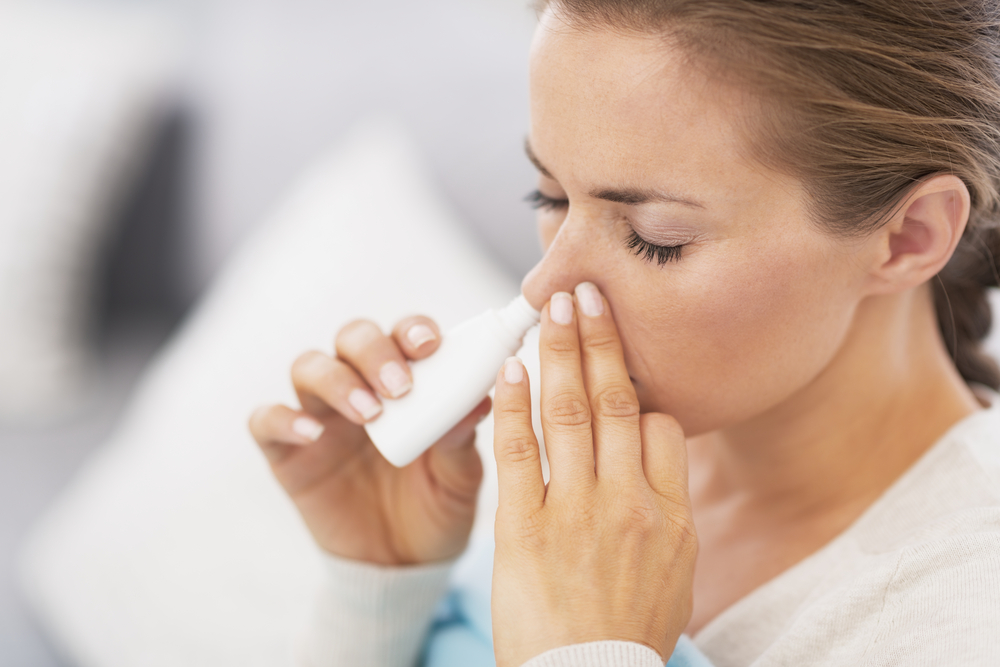 allergia terhesség