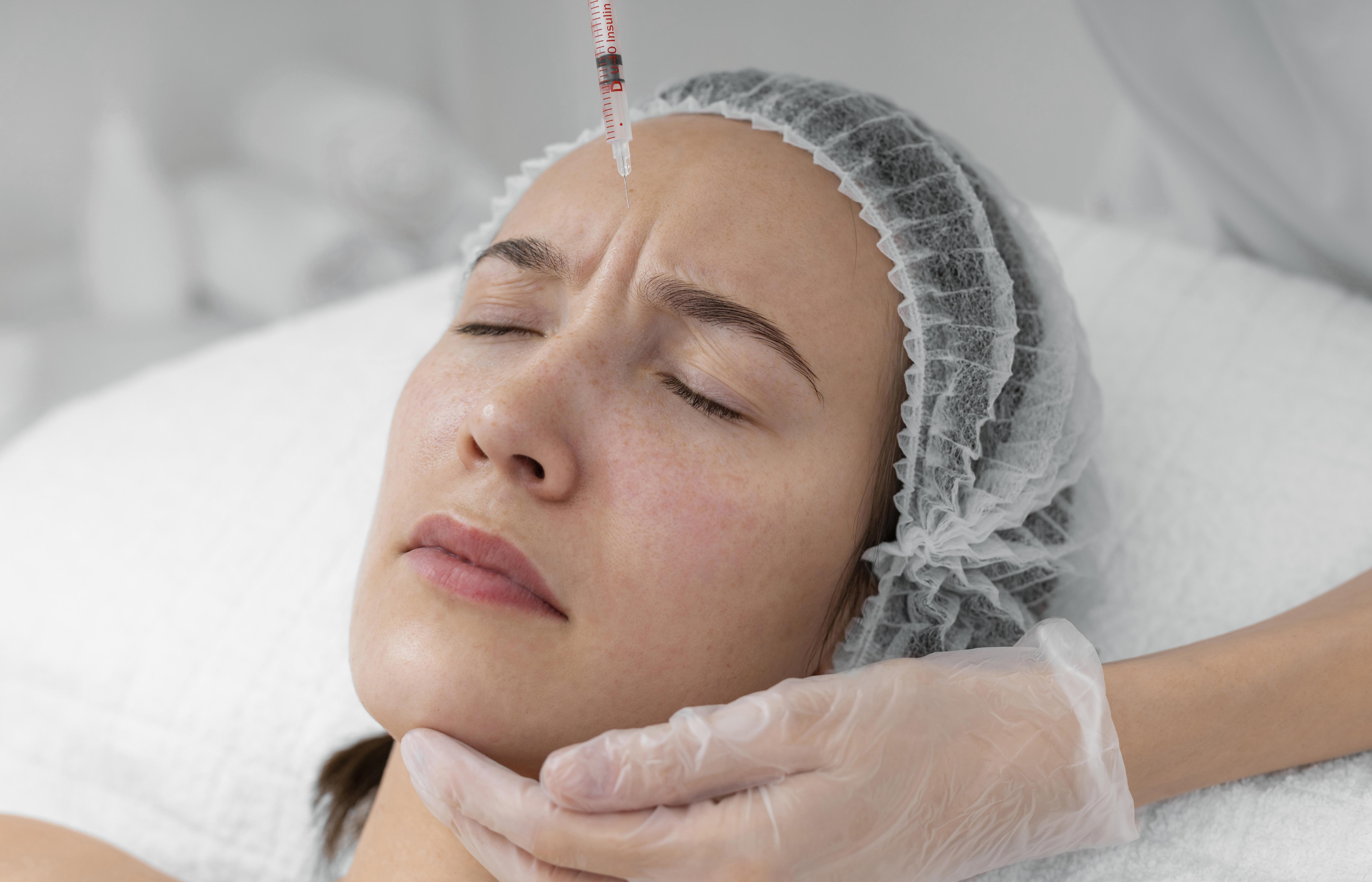 arcesztétikai kezelés