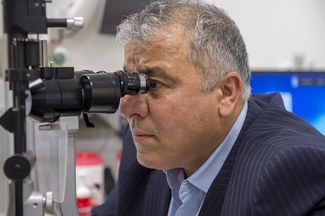 szembetegség látásvizsgálat