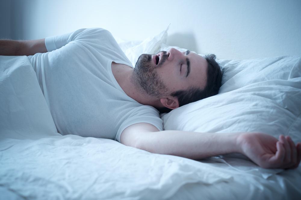 alvási apnoé horkolás