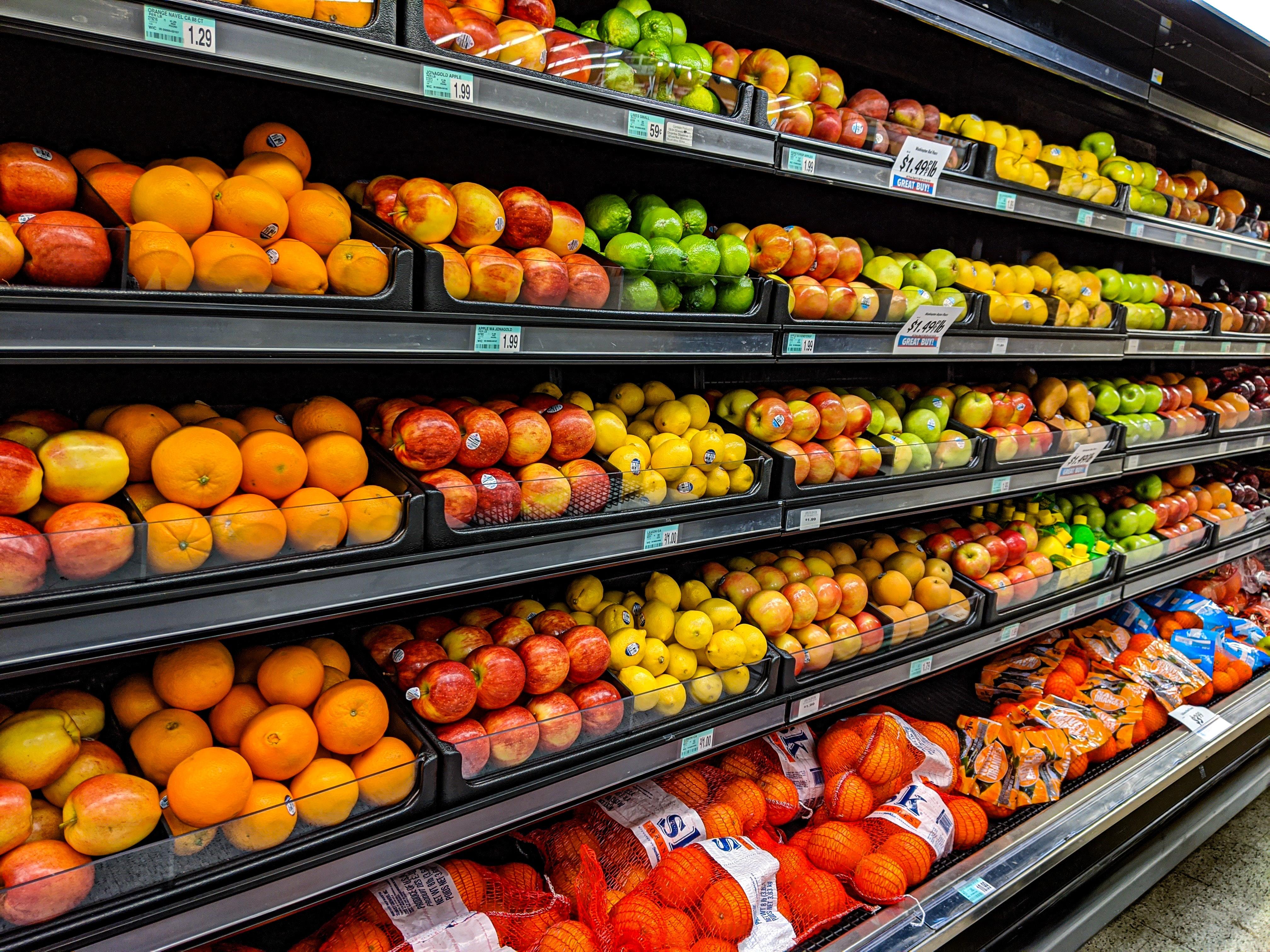 szezonalitás étrend, diéta fenntarthatóság egészséges életmód