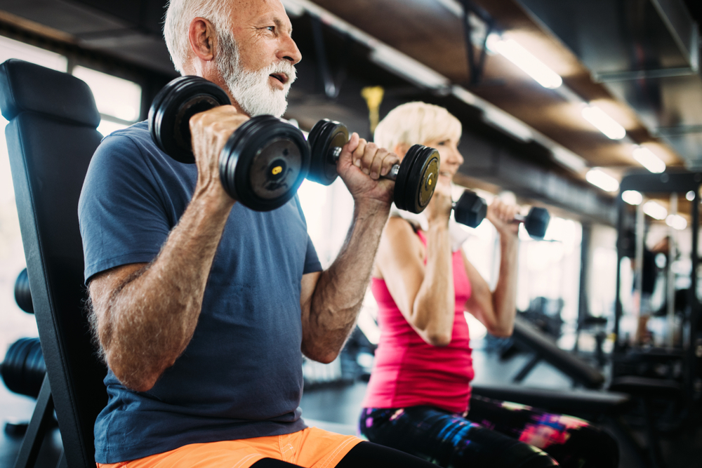 testmozgás időskor