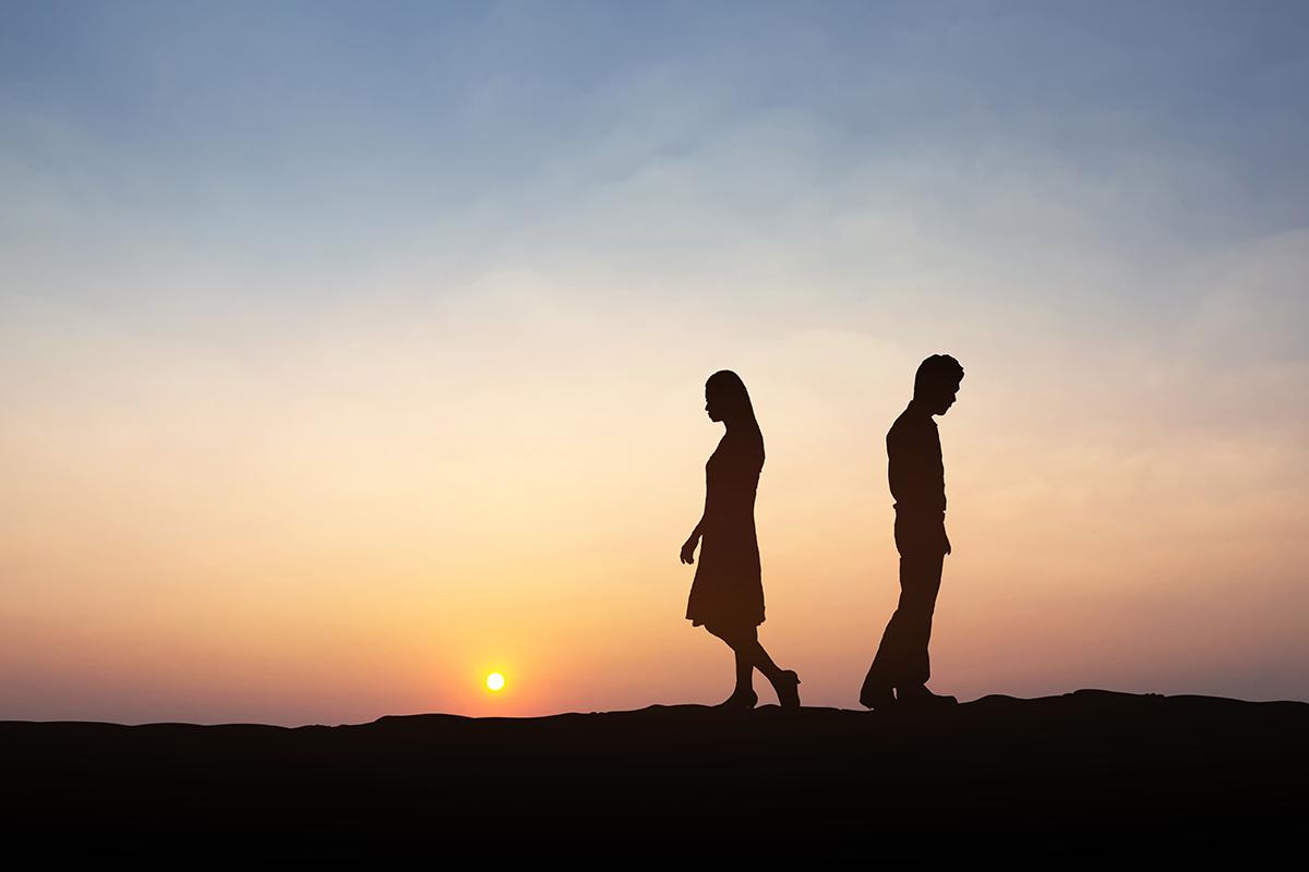 párkapcsolat gyász szakítás
