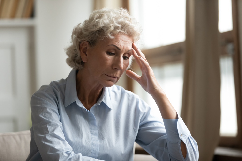mellrák fáradtság