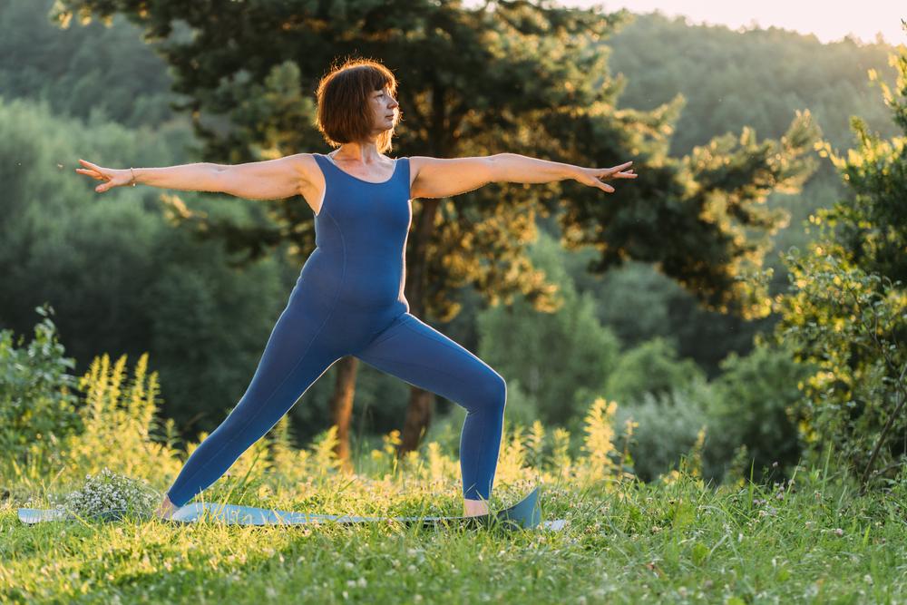 menopauza mozgás