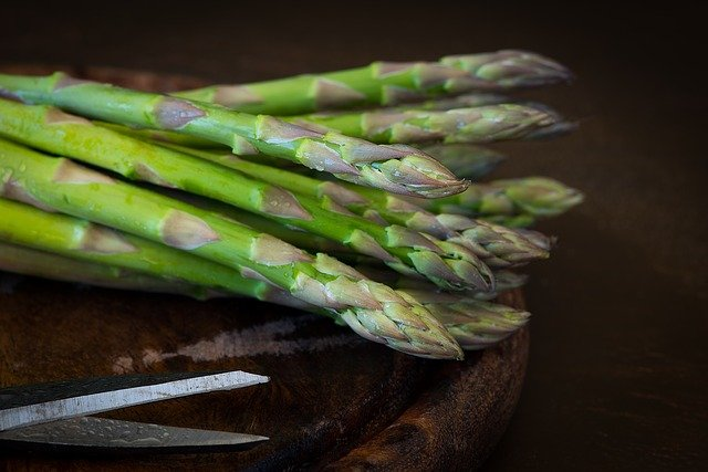 spárga tavaszi étrend diéta vízhajtó