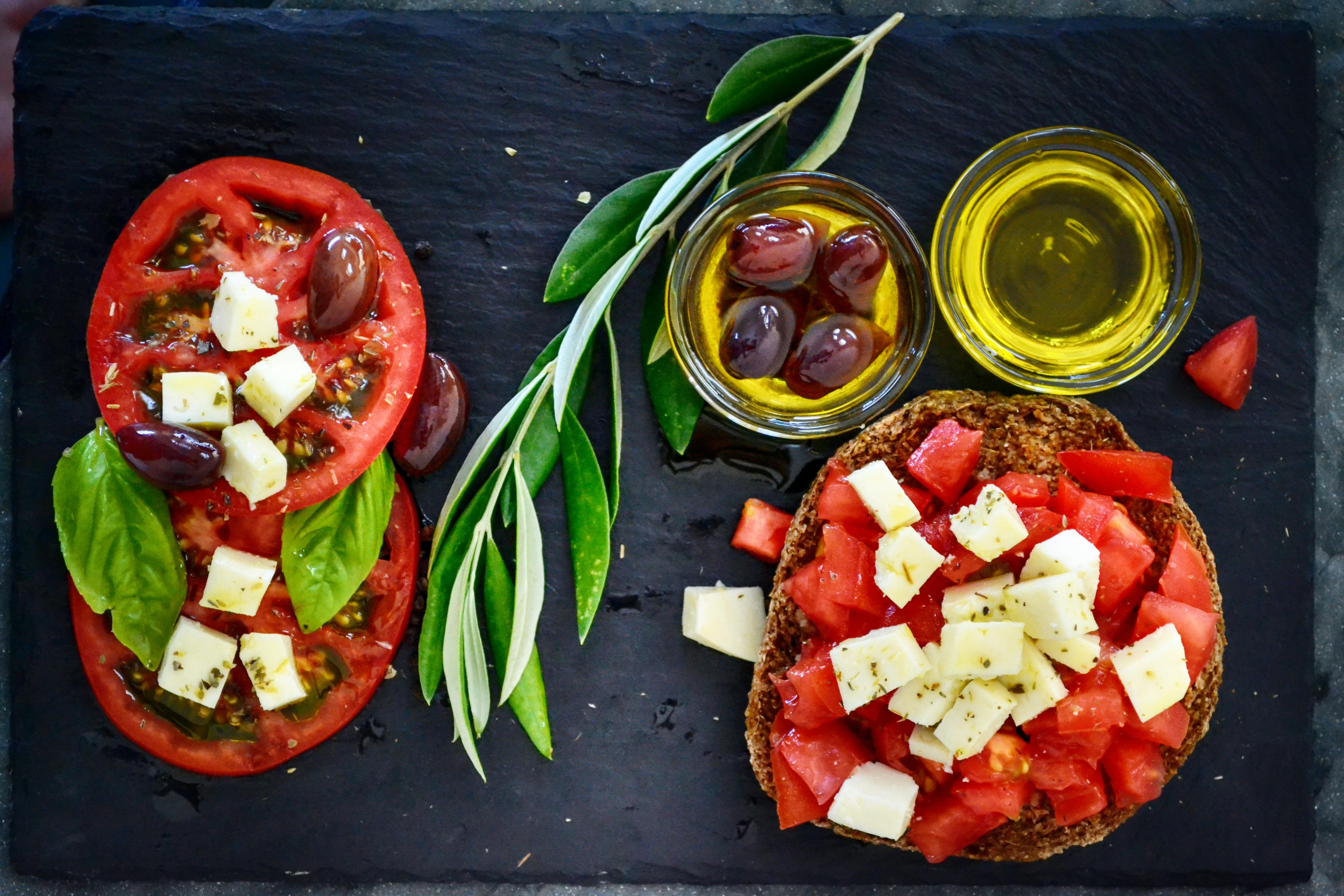 mediterrán étrend, egészséges táplálkozás idősek táplálkozása egészséges étrend