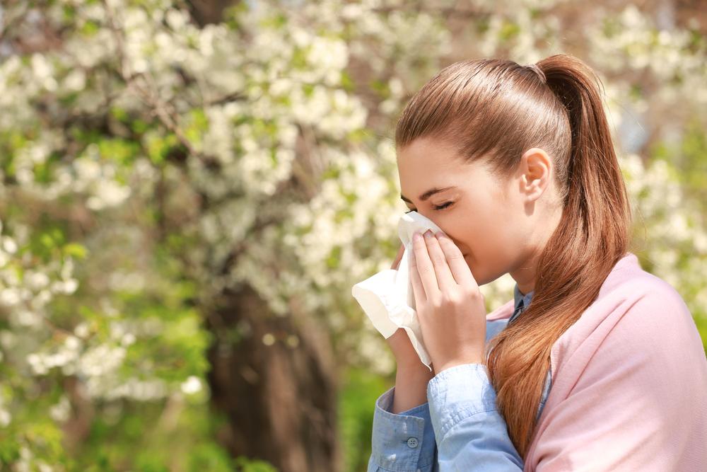 pollen koronavírus